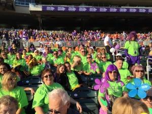 Walk to End Alzheimer's, Villas of Oak Park Senior Living, Assisted Living, Memory Care