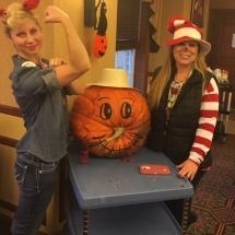 halloween 2016, senior citizen costume contest, villas of oak park senior living, oak park mn assisted living