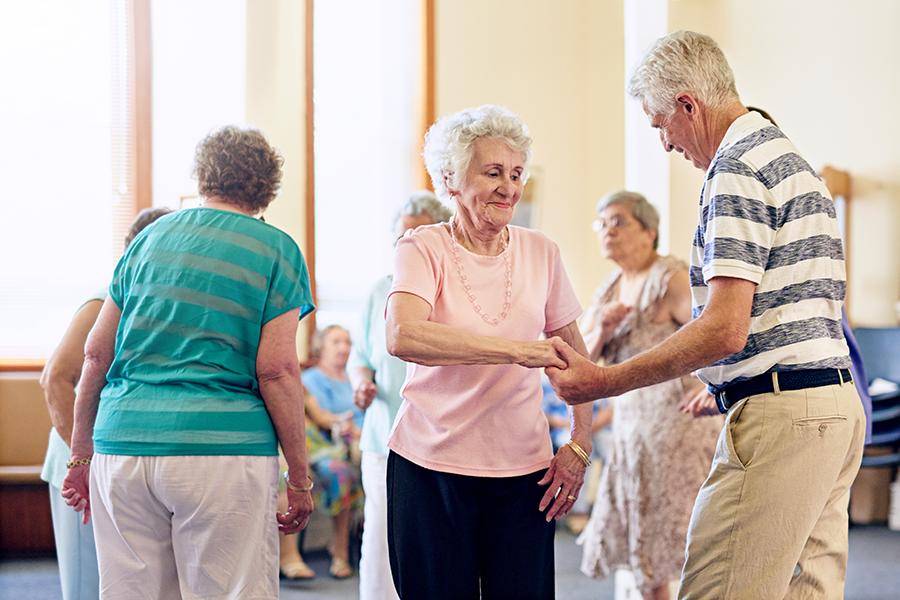 Alzheimer's and Brain Awareness Month-Villas of Oak Park