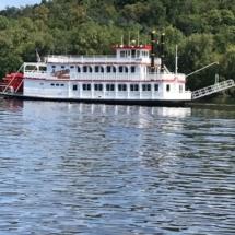 Stillwater Boat Ride-Villas of Oak Park-Packet Paddleboat Cruise