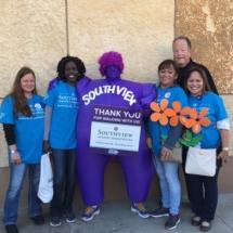 2017 Walk to End Alzheimer's Recap-The Villas of Oak Park-All smiles after the walk