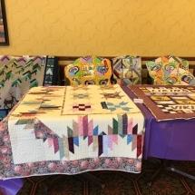 State Fair Celebration-Villas of Oak Park-beautiful quilts for State Fair Celebration