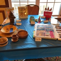 State Fair Celebration-Villas of Oak Park-assortment of wood crafts and others