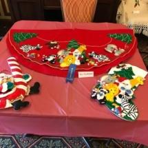 State Fair Celebration-Villas of Oak Park-animal themed holiday crafts