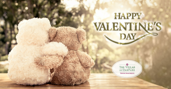 Happy Valentine's Day - Villas of Oak Park